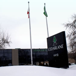 Cedarlane Shipping Supplies Headquarters
